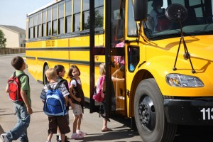 New York Bus Accident Lawyer / Attorney Jonathan C. Reiter  Goes Seat Belts for School Bus Riders