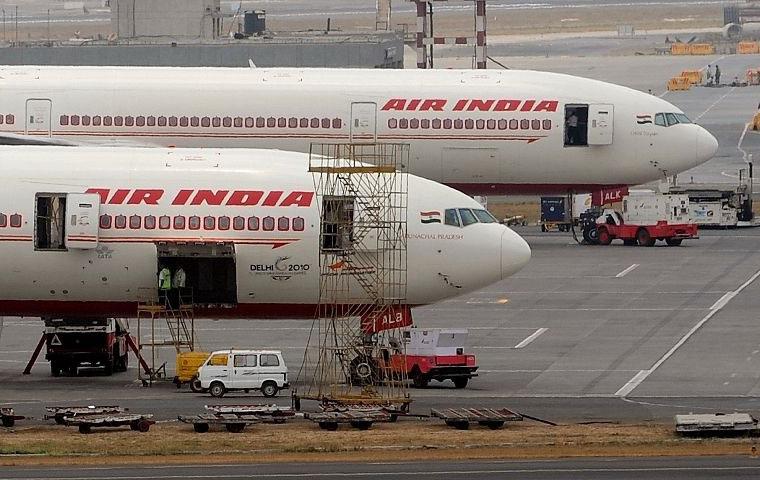 Airline Worker Dies After Being Sucked Into Plane Engine
