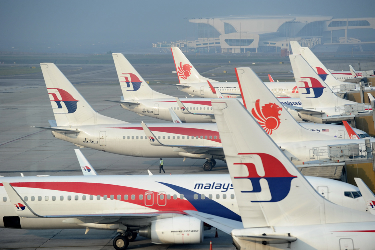 Malaysia Airlines Plane Flown in Wrong Direction