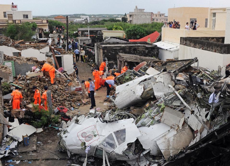TransAsia Airways Crash Caused by Pilot Error, Authorities Conclude
