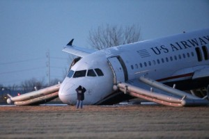 Pilot Error Caused US Airways Crash That Forced Emergency Evacuation in Philadelphia