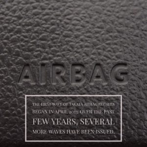 Update: Takata Airbag Recall – Jonathan C. Reiter Mass Disaster Attorney Offers Insight