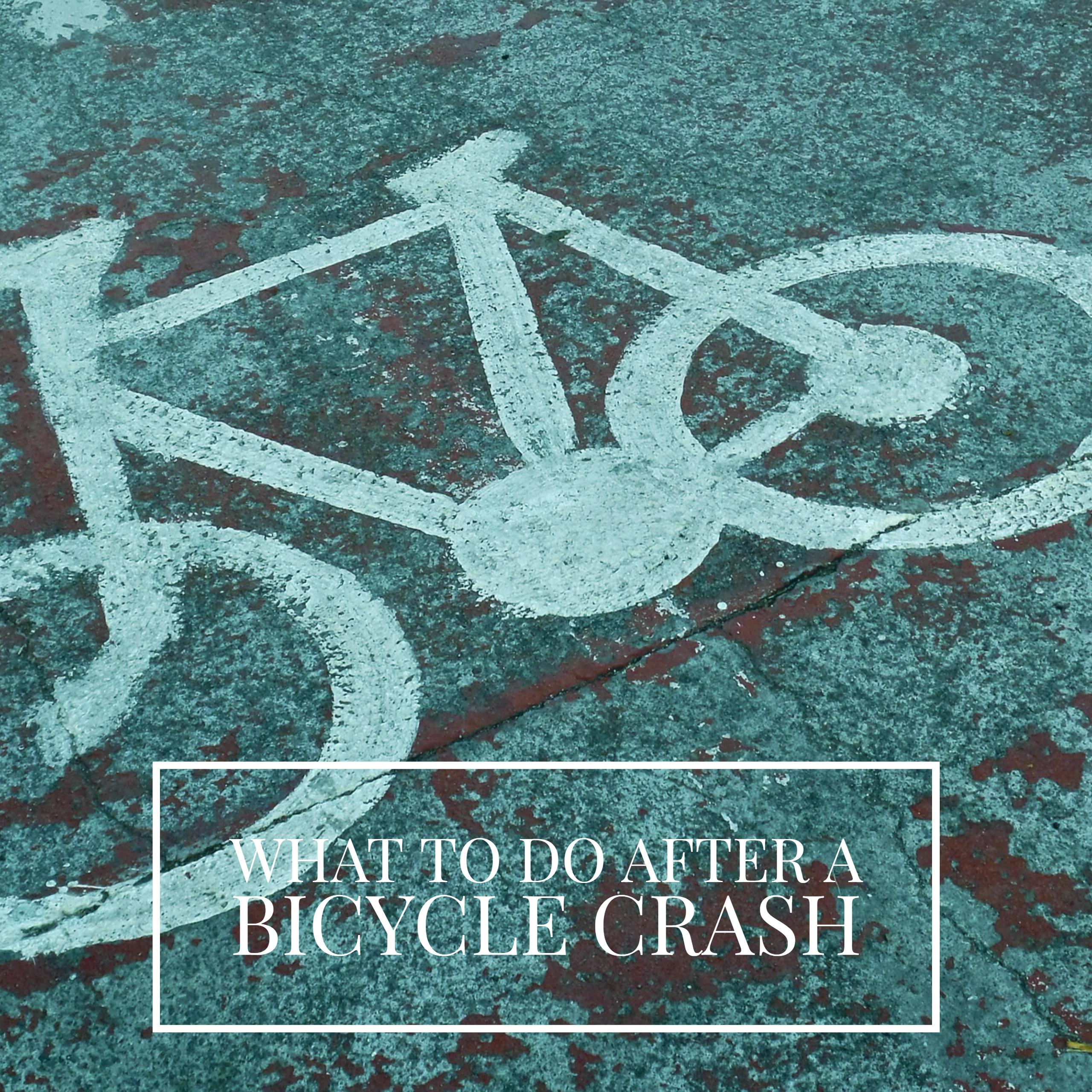 New York City Bicycle Accident Lawyer Explains Steps To
