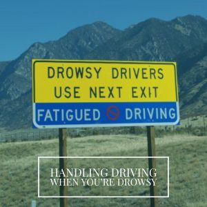 Is Driving Tired Just as Bad as Driving Drunk?