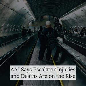 Are Escalator Injuries More Common Than You Realize NYC Personal Injury Lawyer Discusses