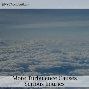 More Turbulence Causes Serious Injuries