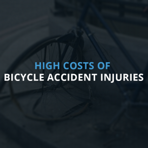 High Costs of Bicycle Accident Injuries Manhattan bicycle accident lawyer Jonathan C. Reiter