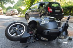 George Clooney Crash Puts a Spotlight on Scooter Accidents