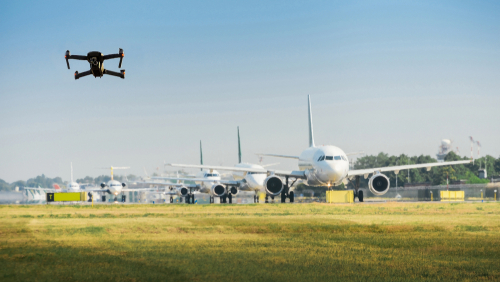 Drones Spark Panic and Delays at Airports - Attorney Jonathan C. Reiter